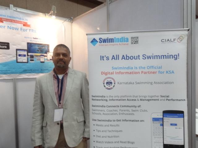 305c9f9006 CIALFO Solutions Pvt. Ltd. Participates in the Premier ICT Event Bangalore  ITE.biz 2015